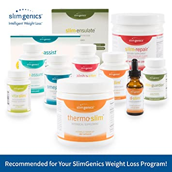 Amazon.com: slimgenics thermo-slim ™ | Metabolizer de ...
