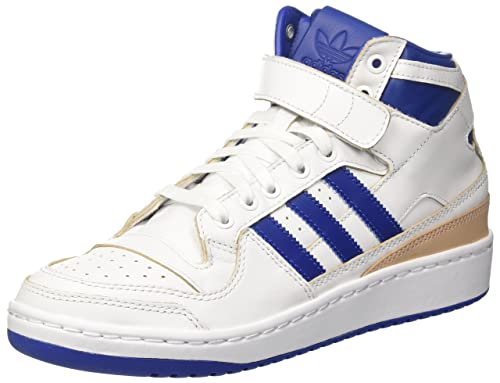 adidas Forum Mid (Wrap), Chaussures de Basketball Homme