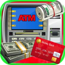 ATM Cash & Money Simulator - Kids Prize Money Machine Games FREE