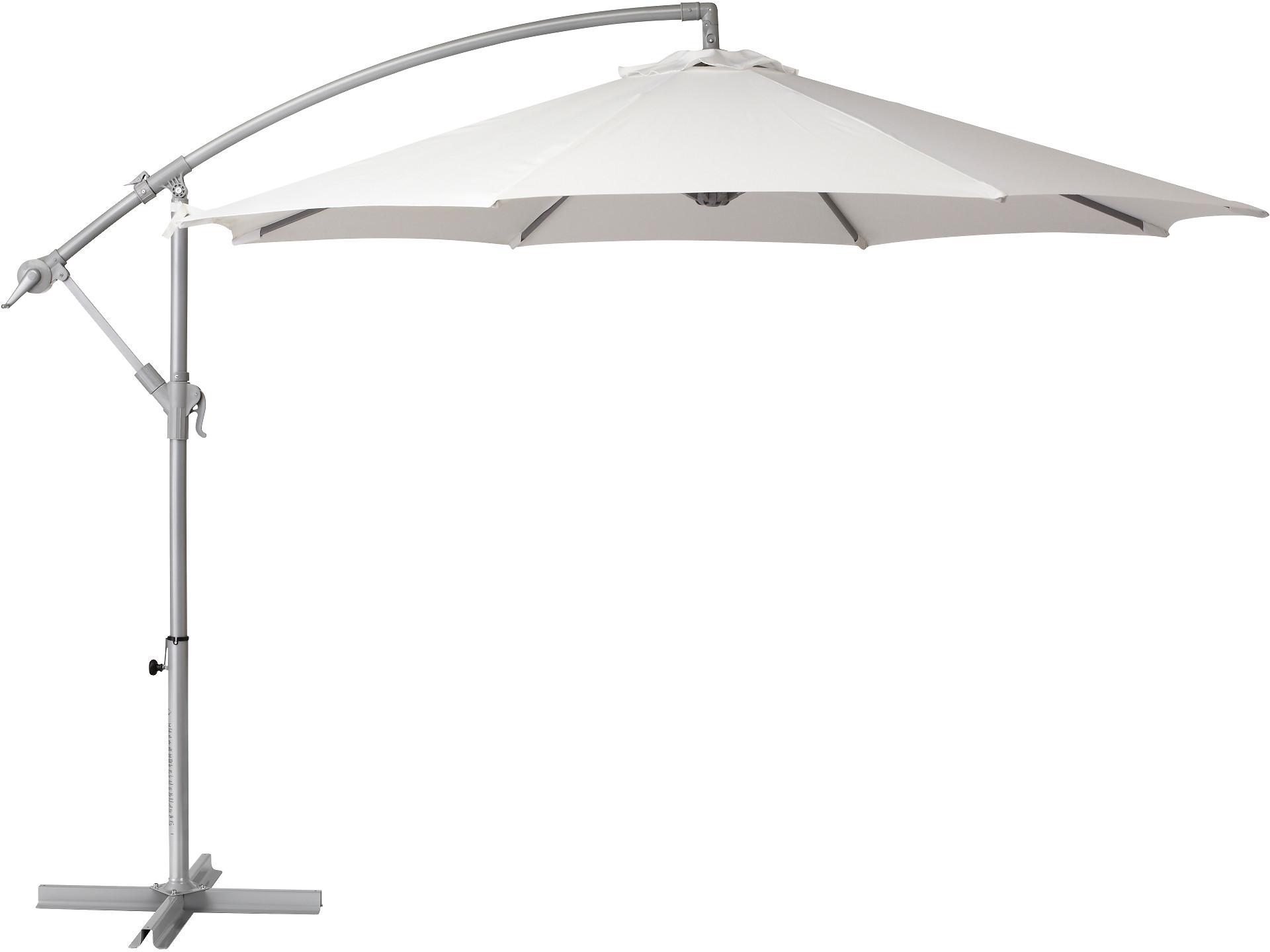 BAGGÖN Umbrella, hanging - IKEA