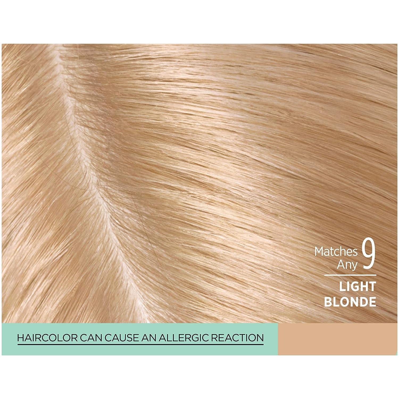 Amazon Loral Paris Root Rescue Hair Color 9 Light Blonde Beauty