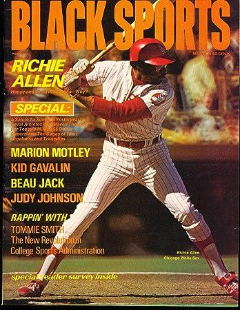 Svart Sports magasin