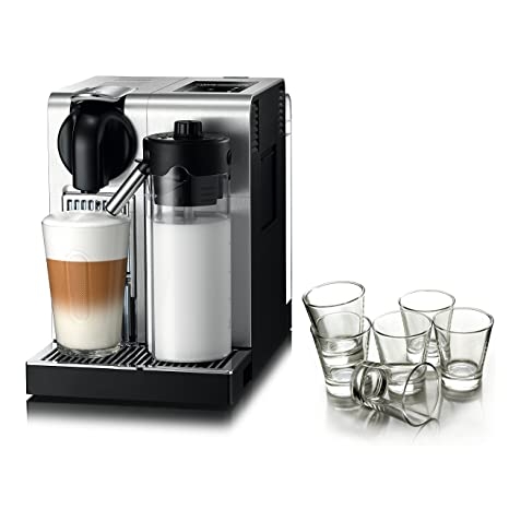 Amazon.com: DeLonghi Nespresso Lattissima Acero Inoxidable ...