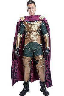 Amazon.com: ComShow Disfraz de araña de Mysterio para ...