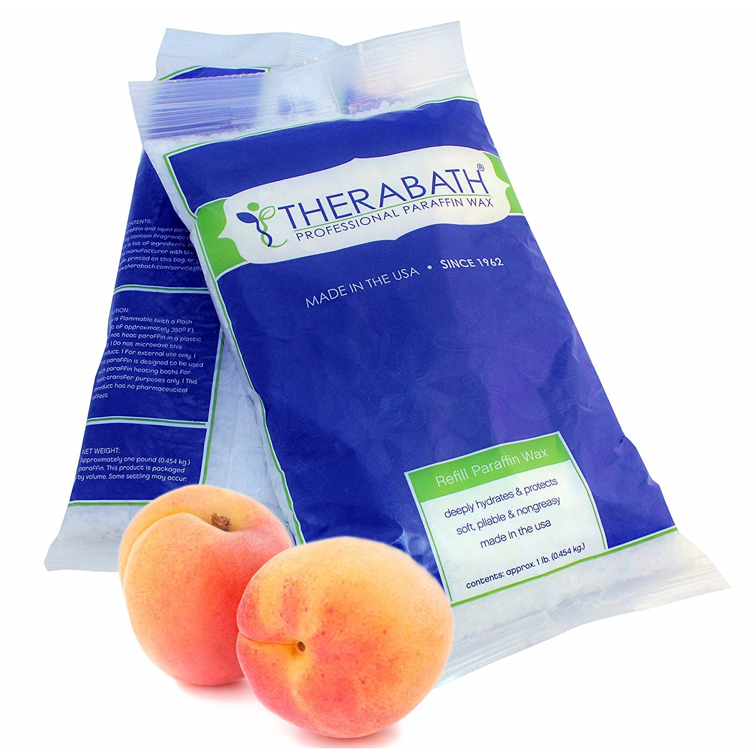 Therabath Paraffin Wax Refill - Use To Relieve Arthritis Pain and Stiff Muscles - Deeply Hydrates and Protects - 6 lbs Cranberry Zest WR Medical No Model