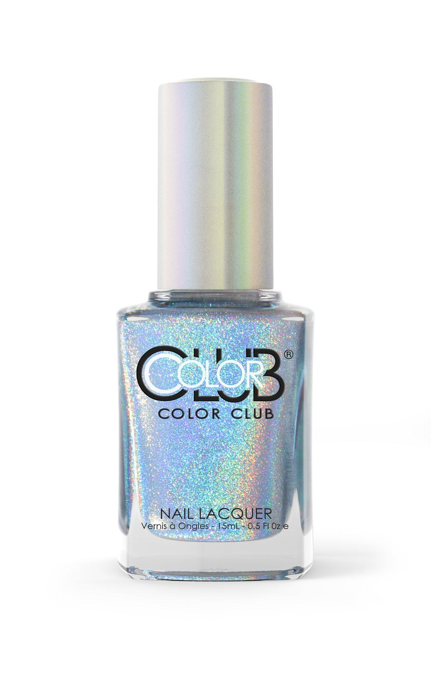 Color Club Blue Heaven Color Club Halo Huesnail Lacquer .5 Fl Ounce - 15 Ml, 0.5 fluid_ounces
