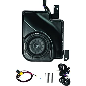 Amazon.com: Kicker SSICRE07 Powered Subwoofer Upgrade Kit