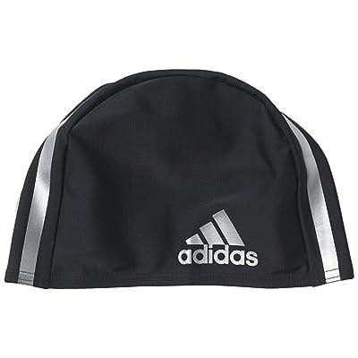 Adidas Casquette CNI 1pc Bain de douche Capuchons de Messieurs–Black/tegrme