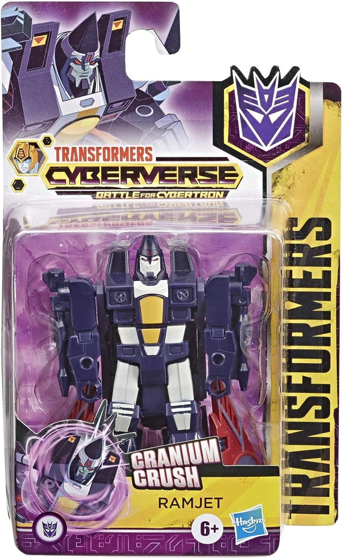 Transformers Bumblebee Cyberverse Adventures Scout Class Ramjet