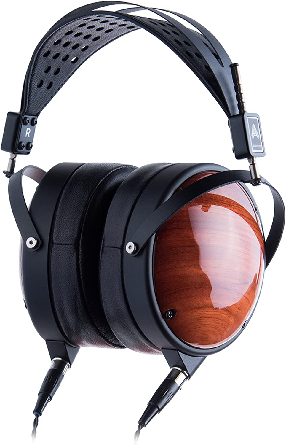 Audeze LCD-XC Over Ear Closed Back Headphone, Maple Wood with New Suspension Headband and Travel case