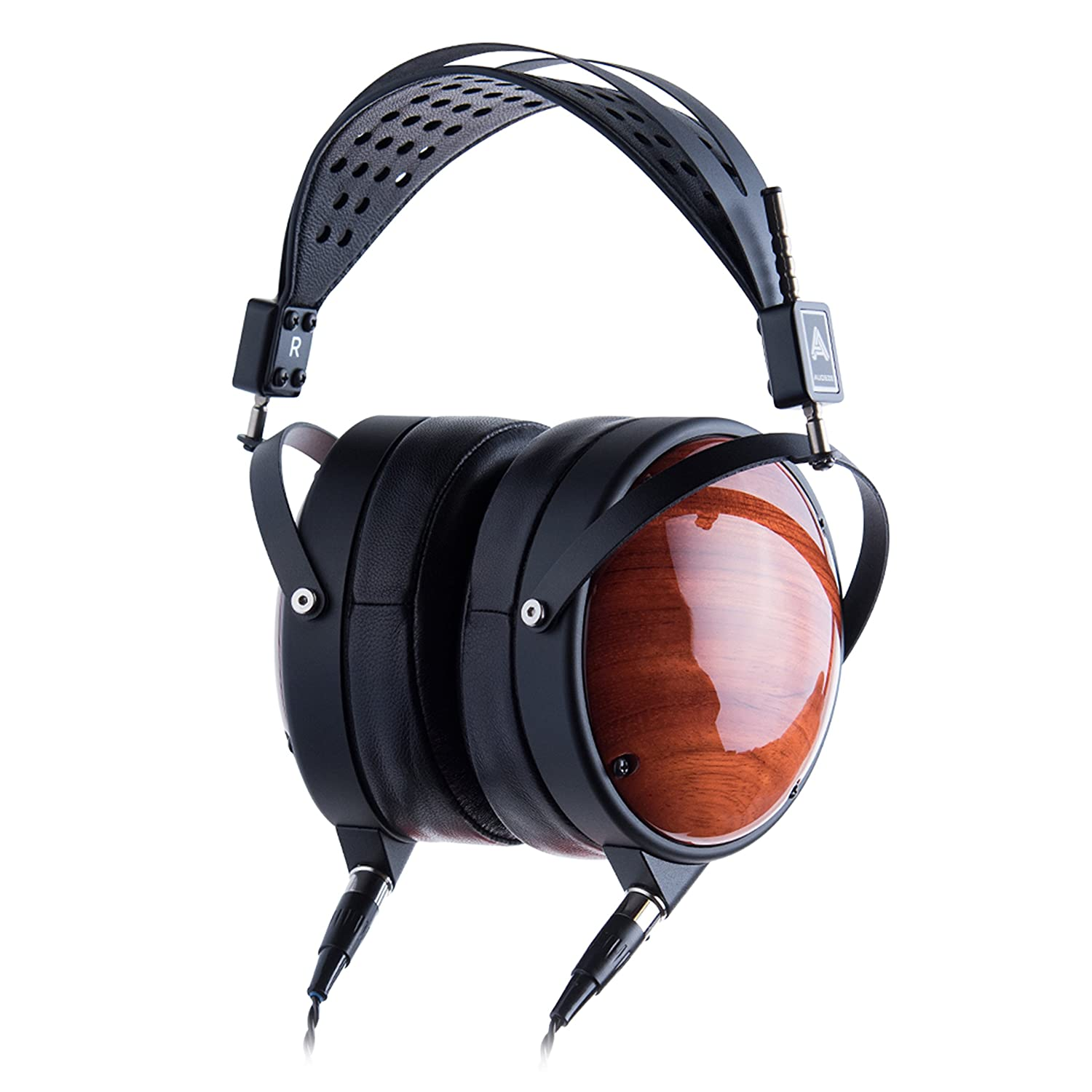 Audeze LCD-XC Over Ear Closed Back Headphone, Maple Wood with New Suspension Headband, Creator Edition – no Travel case