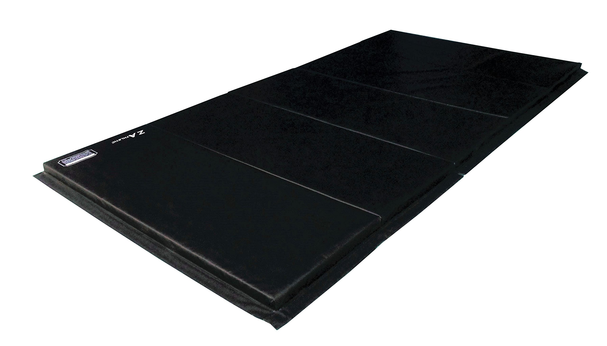 Z Athletic Folding Panel Mats for Gymnastics, Martial Arts, Tumbling