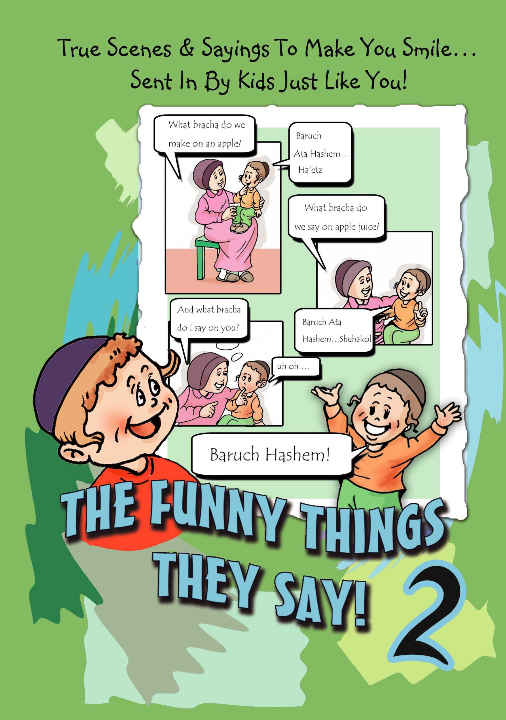 Download The Funny Things they Say 2 ebook
