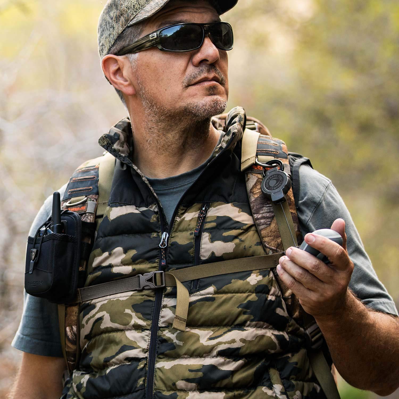 Verde un tama/ño T-Reign Trr0029 Zaino da Escursionismo,Unisex Adultos