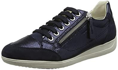 sports shoes 04258 713cd Femme Chaussures Et Basses Myria D Sneakers Sacs A Geox WgAp