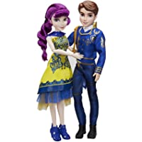 Disney Descendants Two-Pack Ben Auradon Prep and Mal Isle of the Lost