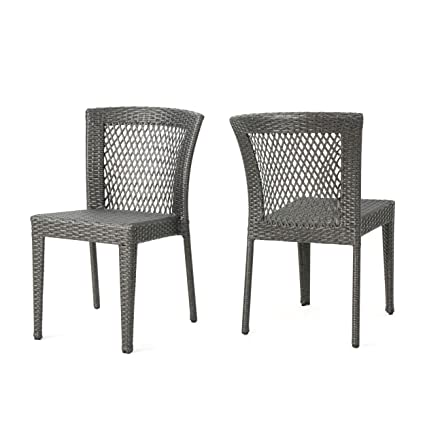 Cool Amazon Com Great Deal Furniture 304493 Bonnie Outdoor Alphanode Cool Chair Designs And Ideas Alphanodeonline