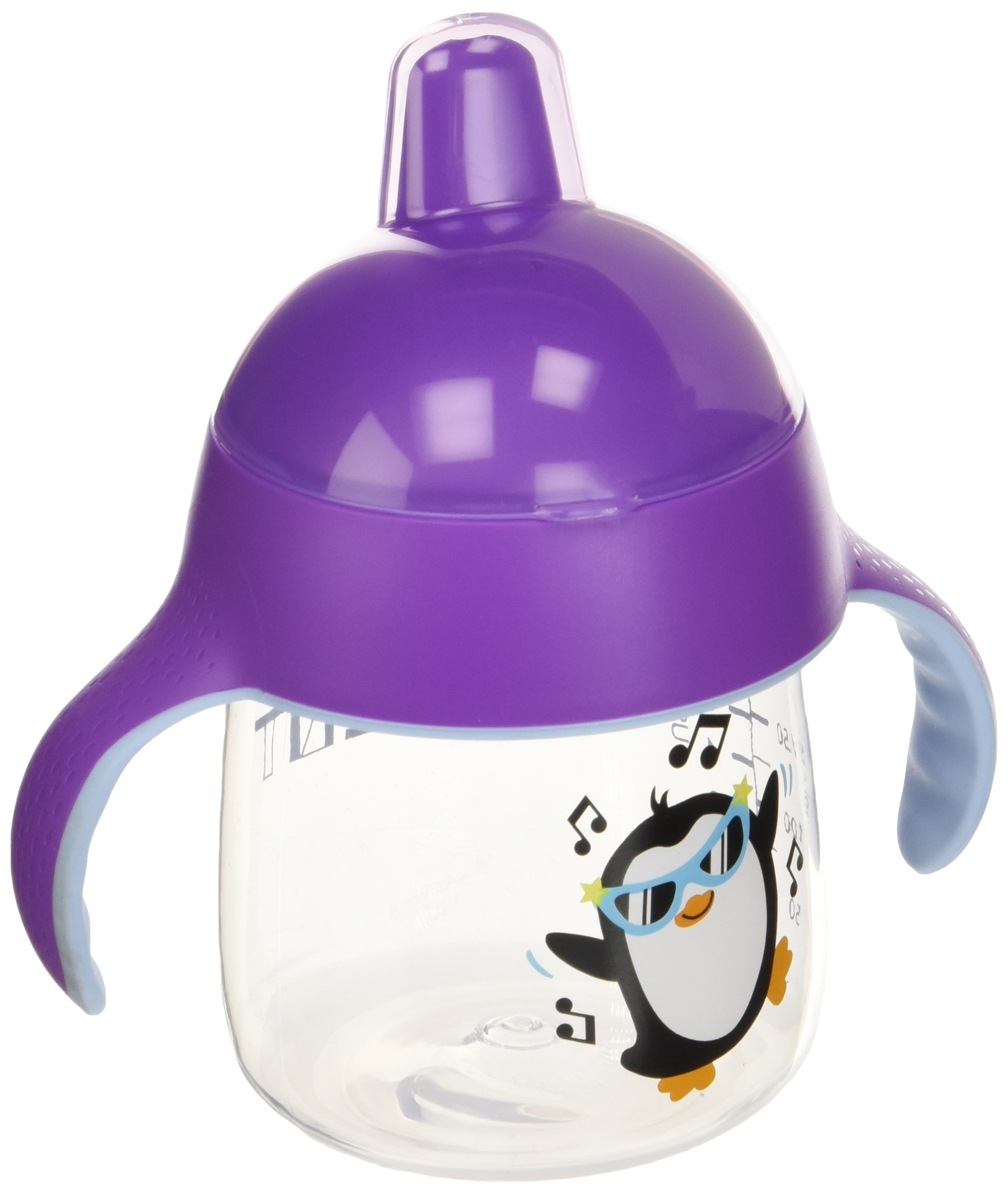 Philips AVENT My Little Sippy Cup, Purple, 9 Ounce