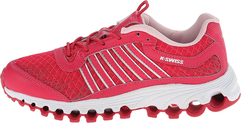 Little Kid K-Swiss Tubes 151 Mesh PS Cross-Training Shoe
