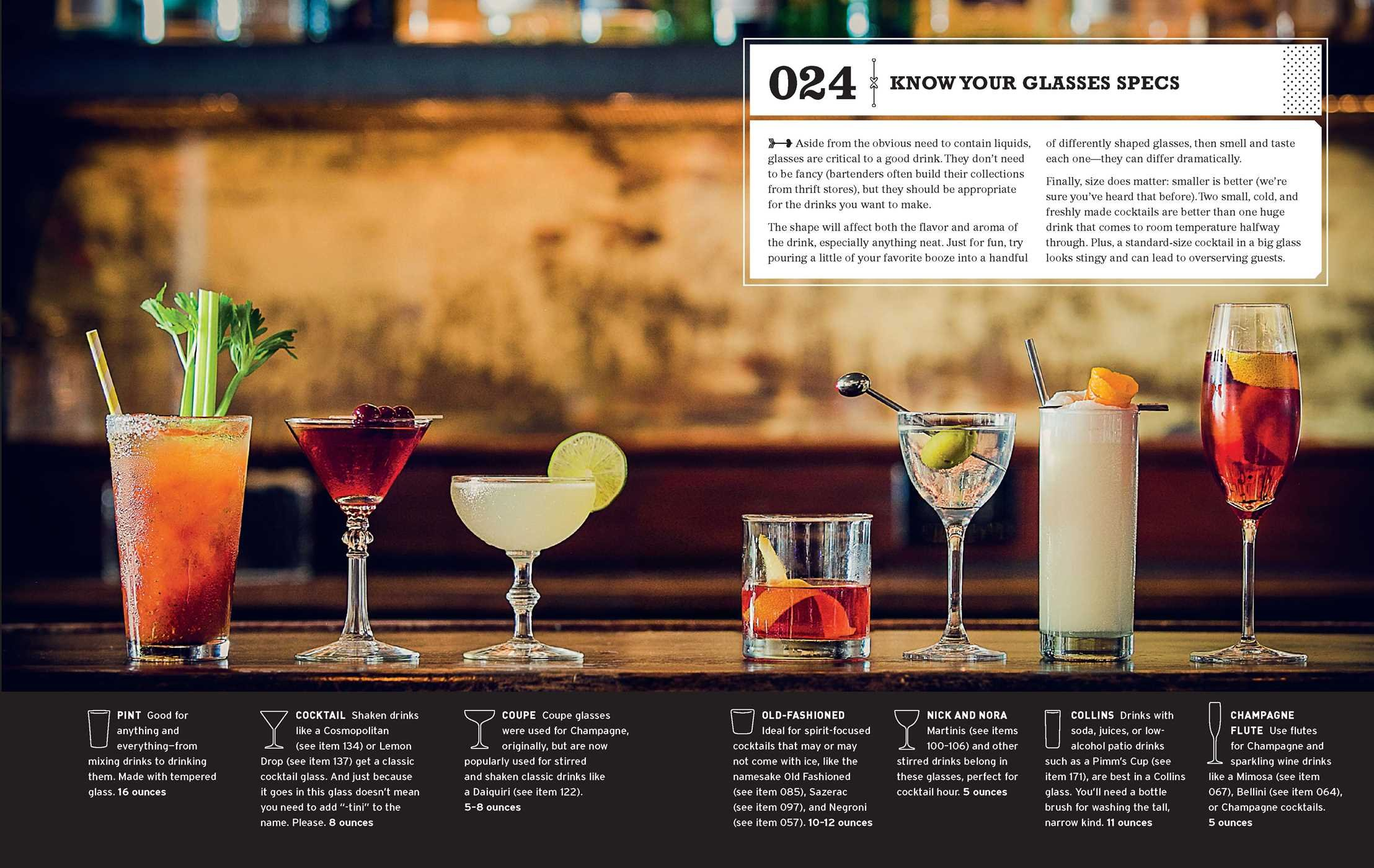 The Complete Cocktail Manual: 285 Tips, Tricks, and Recipes ...