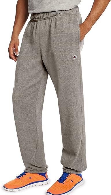 Champion Elastic Cuff Authentic Pants Pantalones de Deporte para Hombre