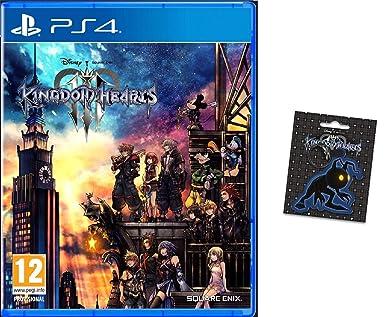 Kingdom Hearts 3 + Llavero (PlayStation 4): Amazon.es ...