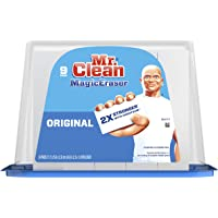Deals on 9-CT Mr. Clean Magic Eraser Original, Cleaning Pads