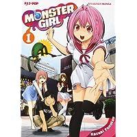 Monster girl: 1