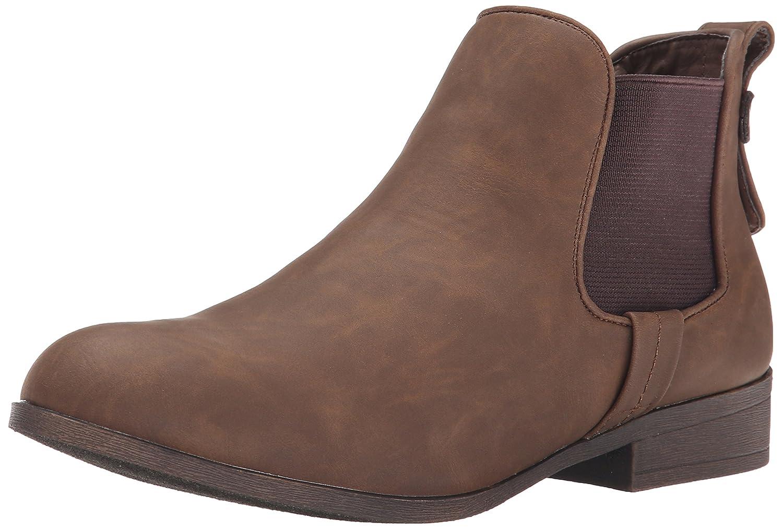 Madden Girl Women's Draaft Boot B00VLLI360 6.5 B(M) US|Cognac Paris