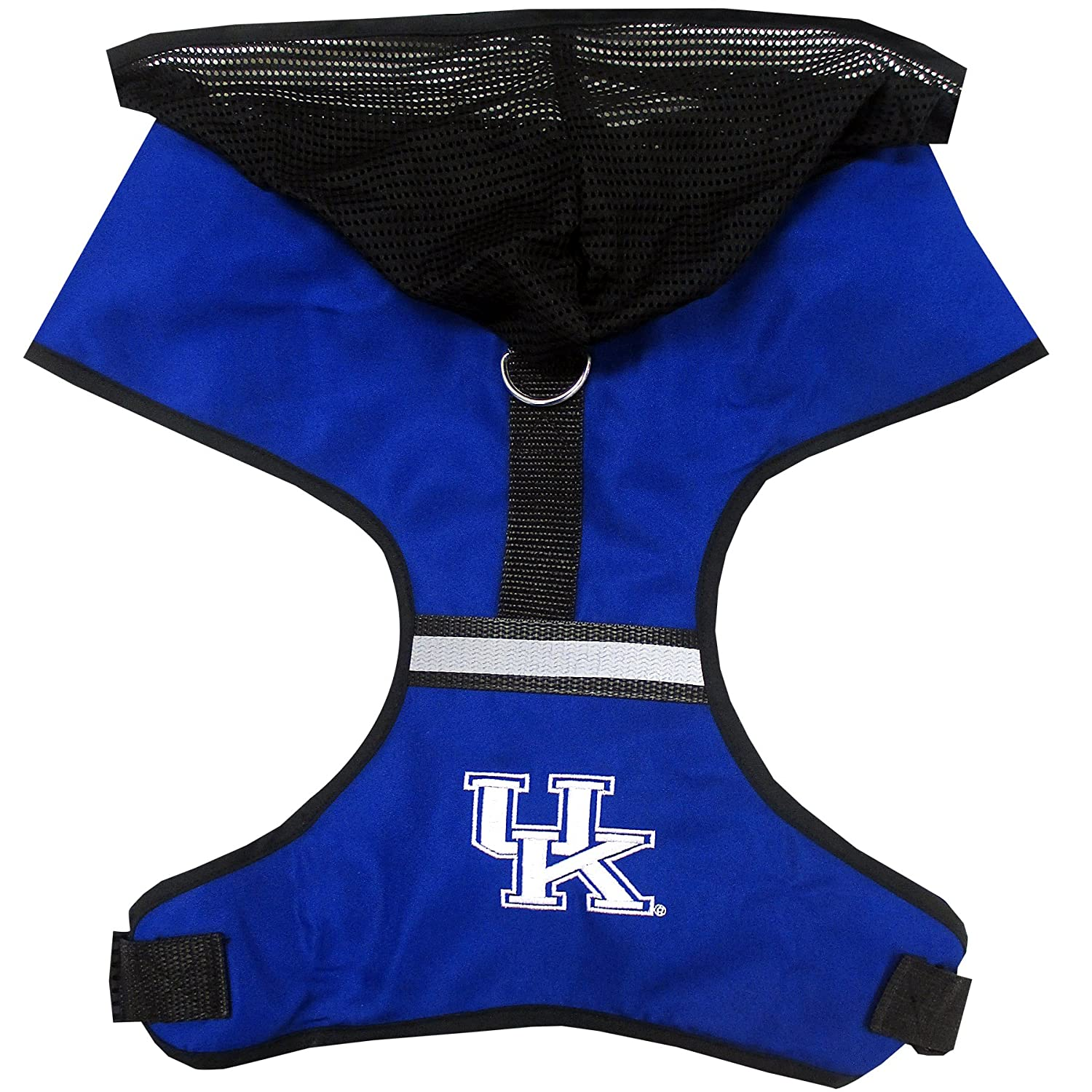 Small Pets First Collegiate University of Kentucky Wildcats Hoodie Harness, Small