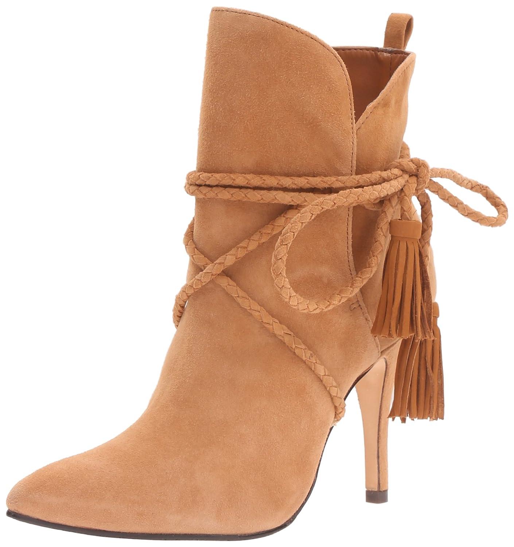 SCHUTZ Women's Fadhila Western Boot B019K4YH46 8.5 B(M) US|Brownie