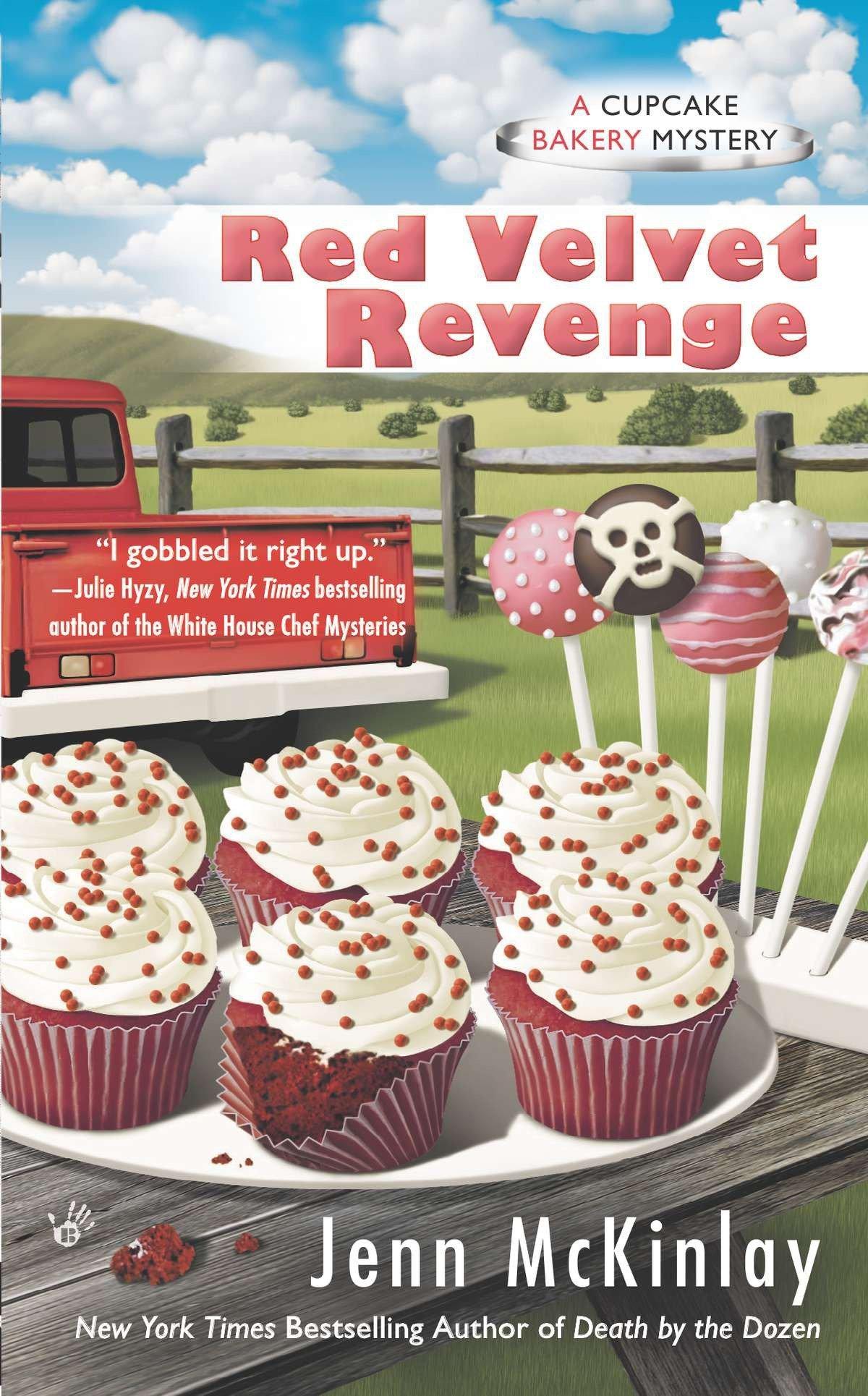 Red Velvet Revenge (Cupcake Bakery Mystery) pdf