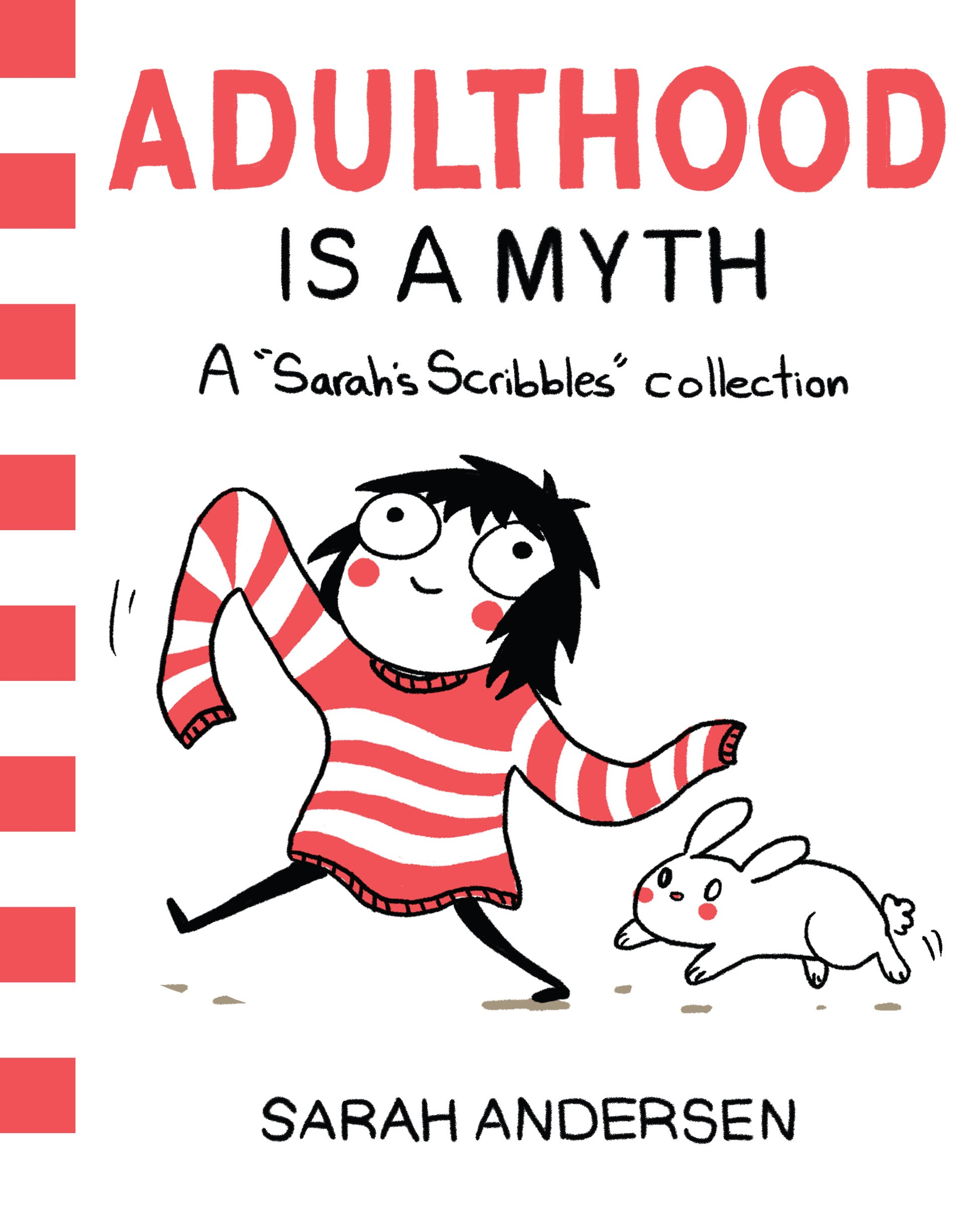 Image result for adulthood is a myth book