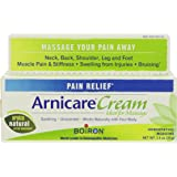 Boiron Arnicare Cream, 2.5 Ounce, Homeopathic Remedy for Pain Relief