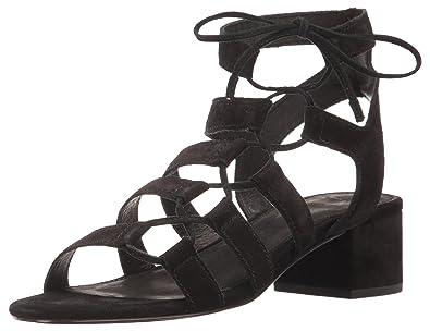 c5b2285356ee Amazon.com  FRYE Women s Chrissy Side Ghillie Dress Sandal  Shoes