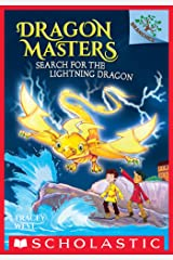 Search for the Lightning Dragon: A Branches Book (Dragon Masters #7) Kindle Edition