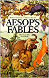 AESOP'S FABLES (Illustrated): 24 SHORT FABLES TO ENJOY
