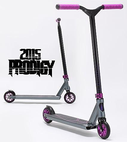 Amazon.com: Envy Prodigy Complete Pro Scooter (púrpura ...