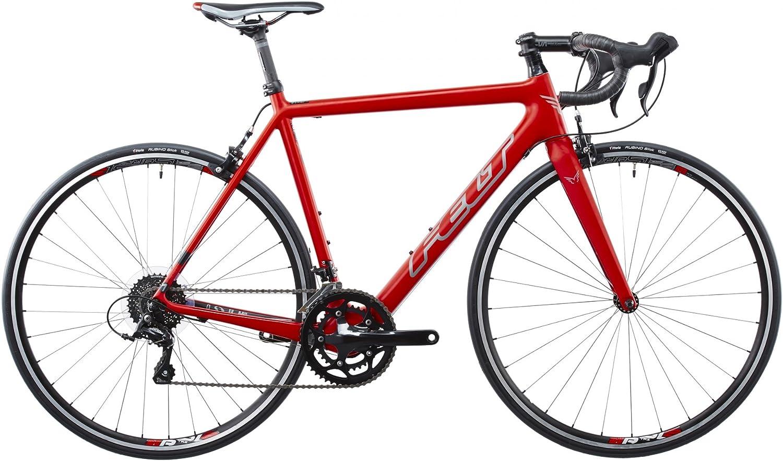 Felt F7 - Bicicleta Carretera - rojo Tamaño del cuadro 54 cm 2015 ...