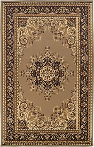 Superior Leopold Area Rug Collection 8X10 Area Rug