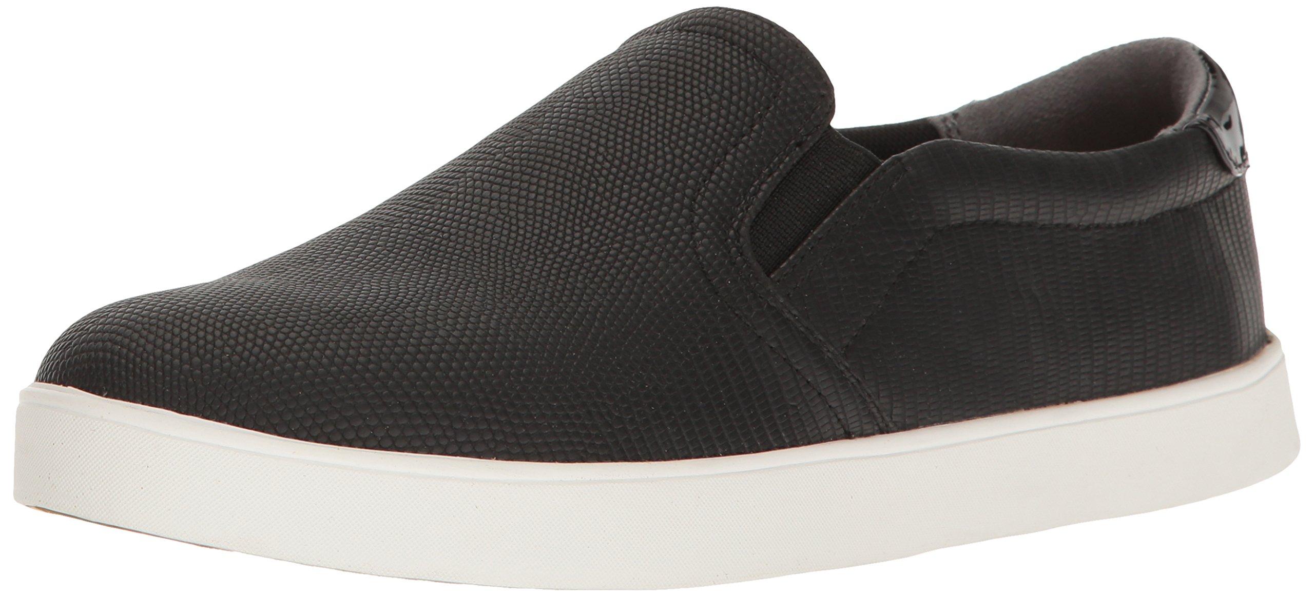 Dr. Scholl's Shoes Women's Madison Fashion Sneaker, Black Lizard Print, 8 M US by Dr. Scholl's Shoes