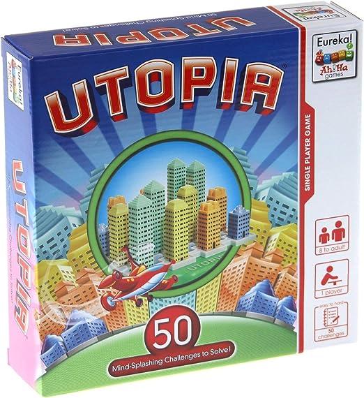 Eureka 473544 Utopia AhHa Game, Multi: Amazon.es: Juguetes y juegos