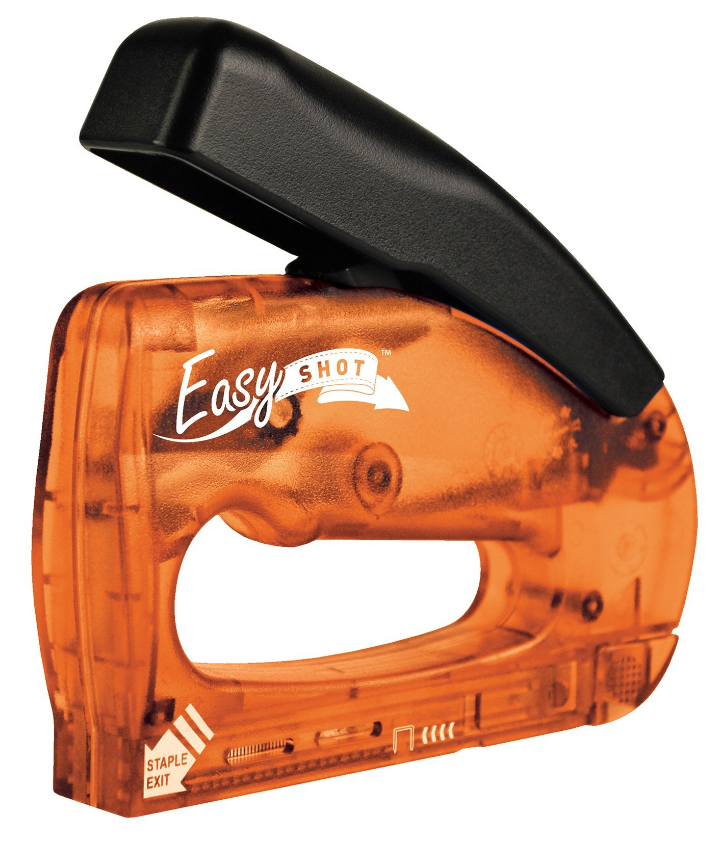 Arrow Fastener 5650O-6 Easy Shot Decorating Stapler, Orange