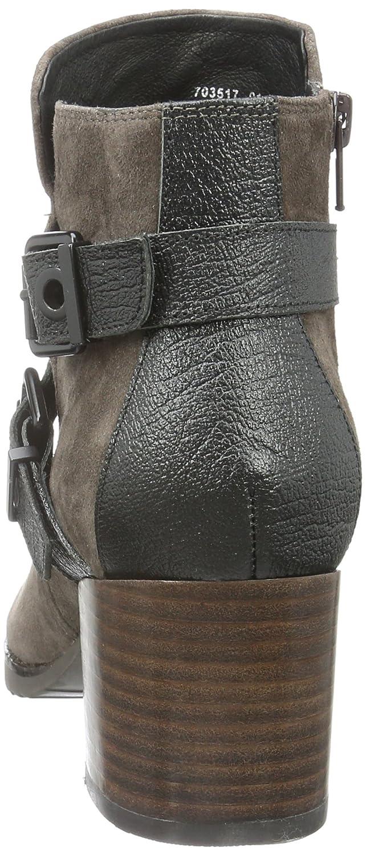 Belmondo 703517 01, Zapatillas De Estar por Casa para Mujer, Beige (Taupe), EU 36