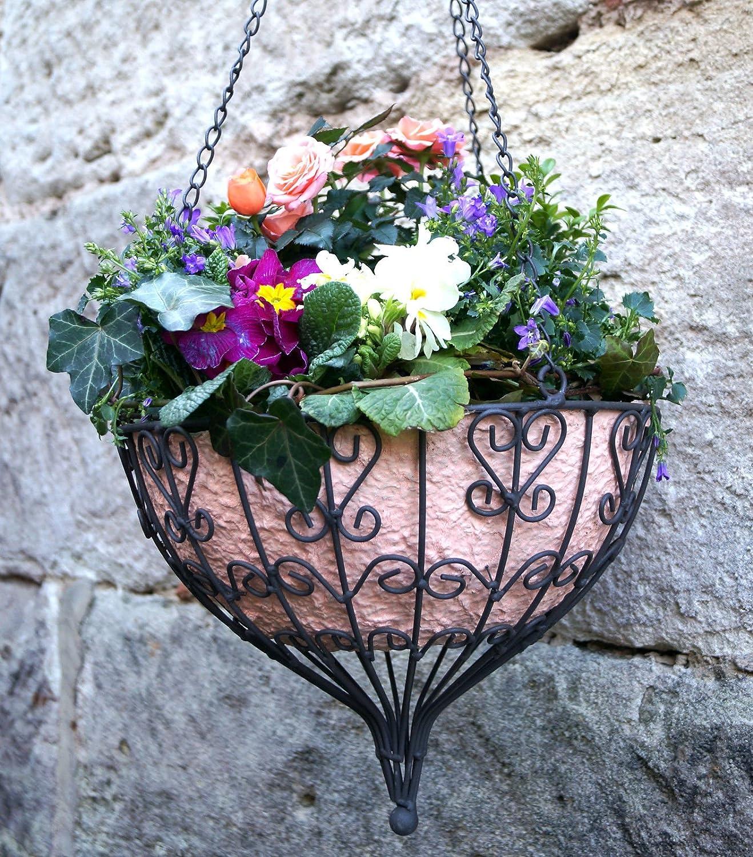 Blumenampel Selber Machen Hangekorb - Home Design Ideas ...