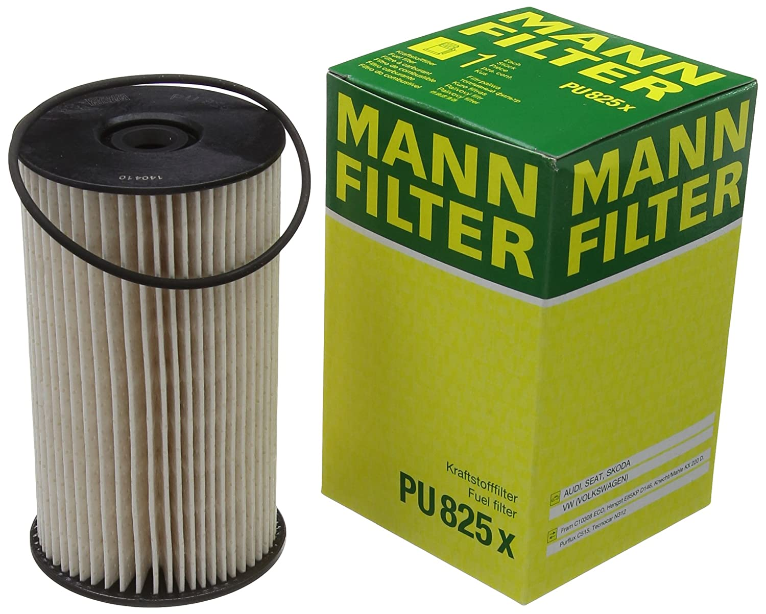 Fuel Filter Mann Wk 11030 Wiring Library 2007 Aveo Replacement Amazoncom Pu825x Element Metal Free Automotive