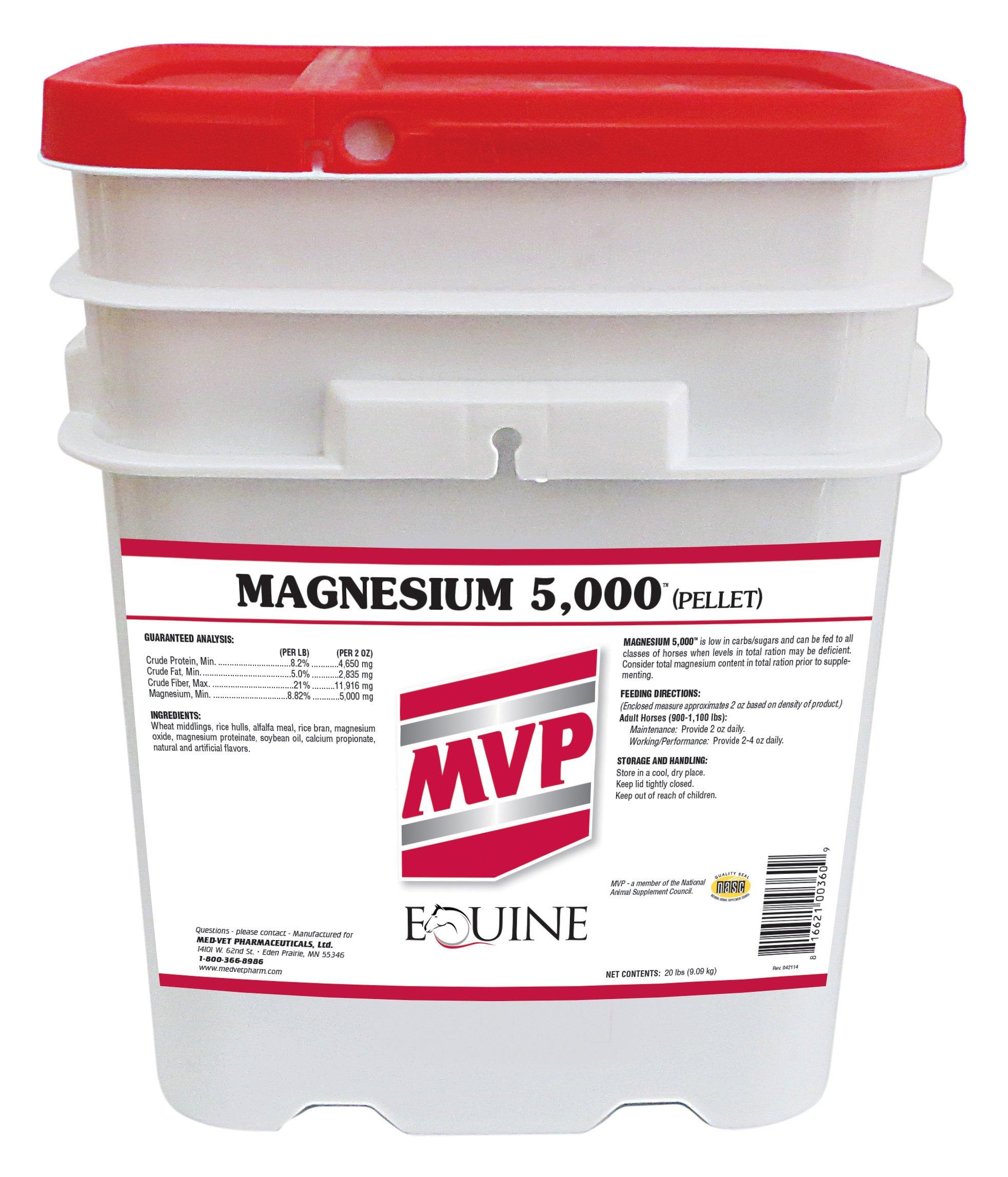 Med-Vet Magnesium 5000 20 lb