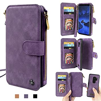 Romantic Coque Etui Housse Simili Cuir Premium Book Samsung Galaxy Portefeuille Cover Cell Phone Accessories
