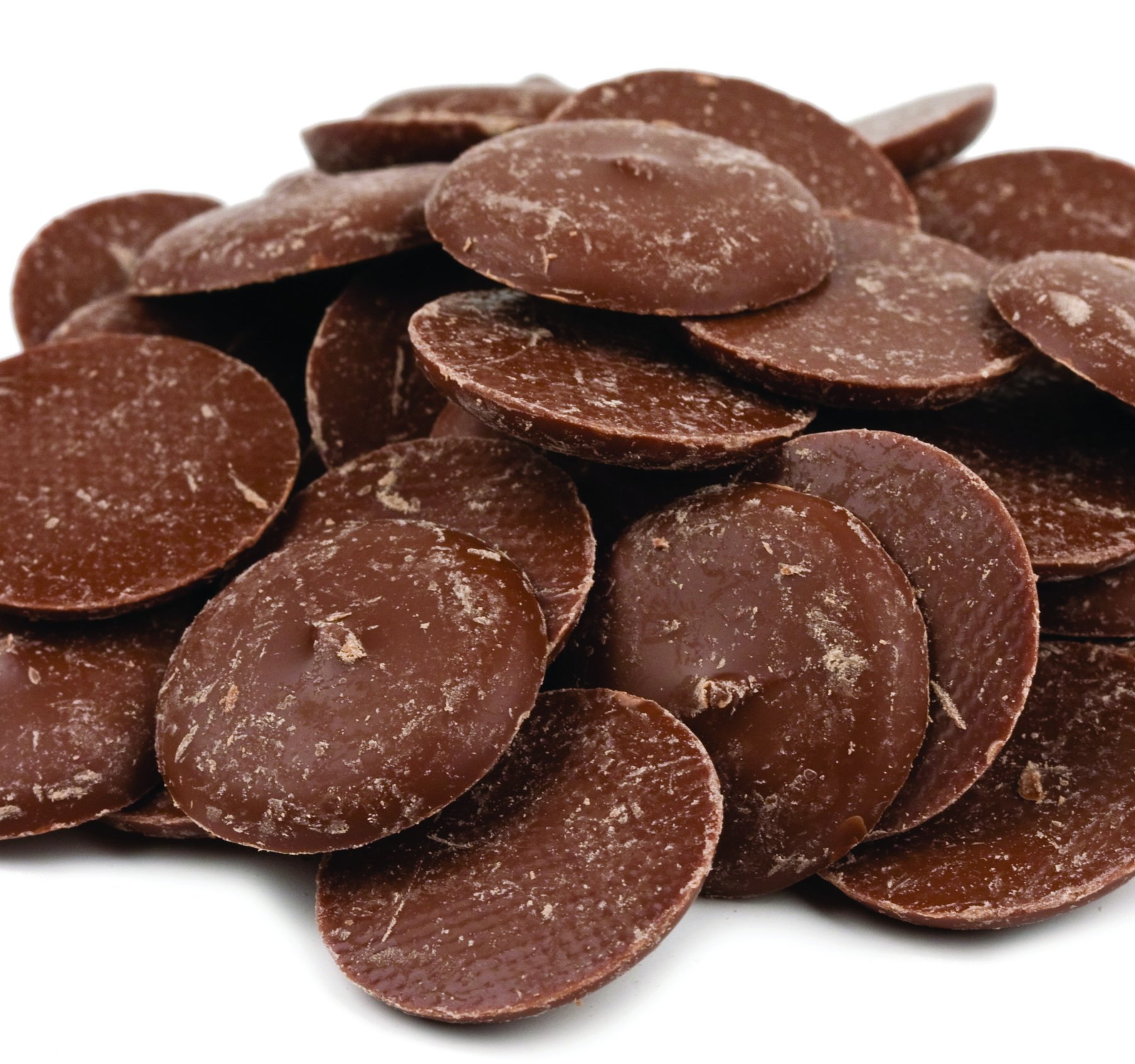 Wilbur Milk Chocolate Flavored Wafers 50 LB. Bulk by Wilbur