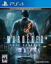 Murdered: Soul Suspect - PS4 [Digital Code]